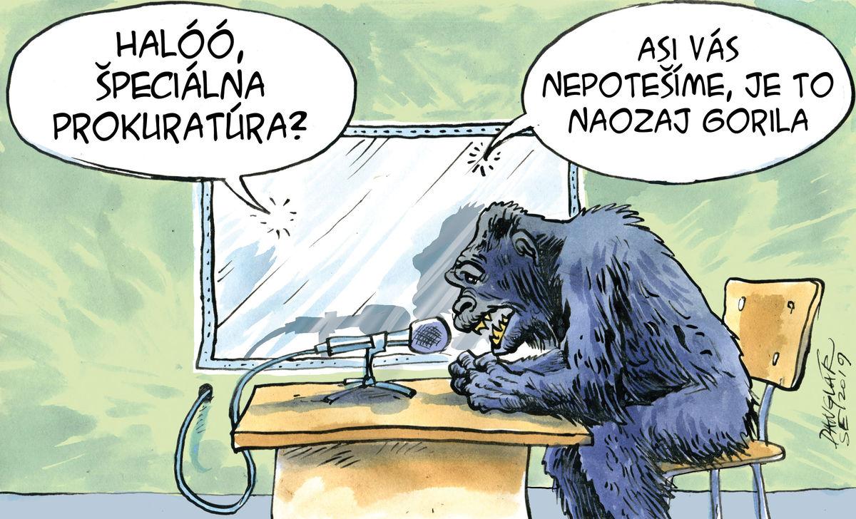 Karikatúra 28.09.2019