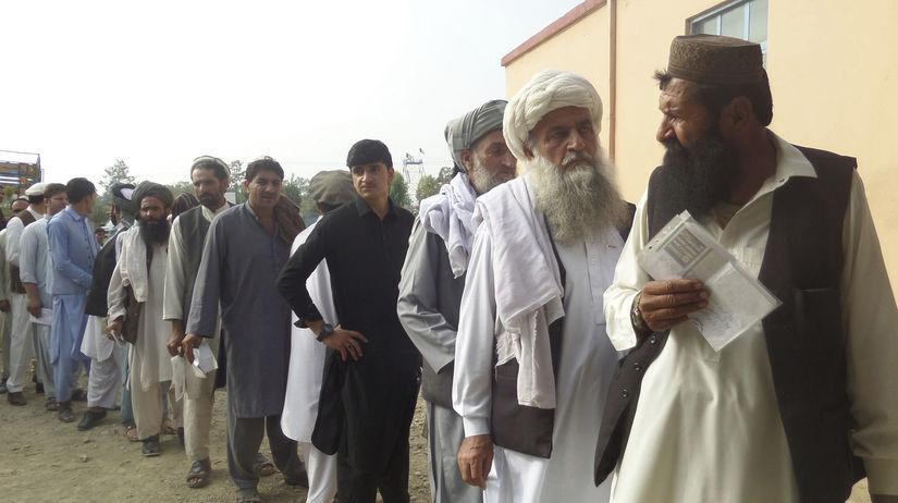 Afghanistan / voľby /
