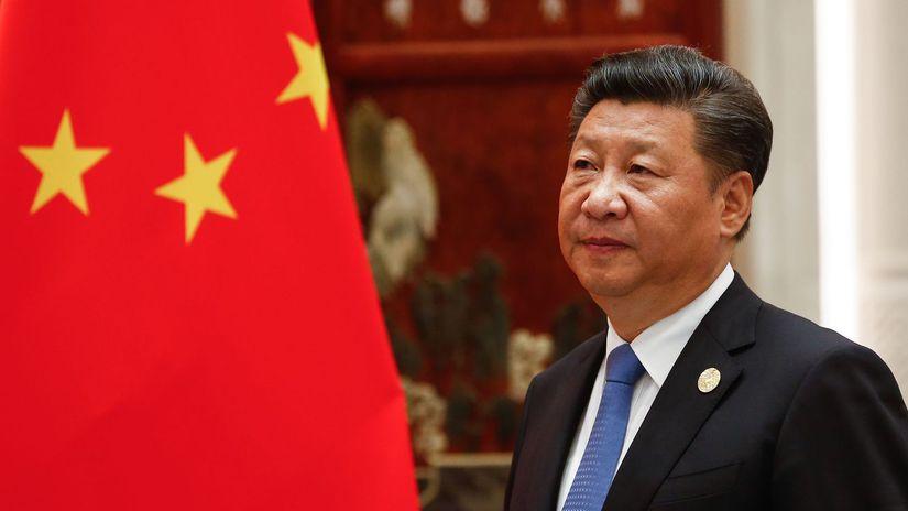 čínsky prezident
