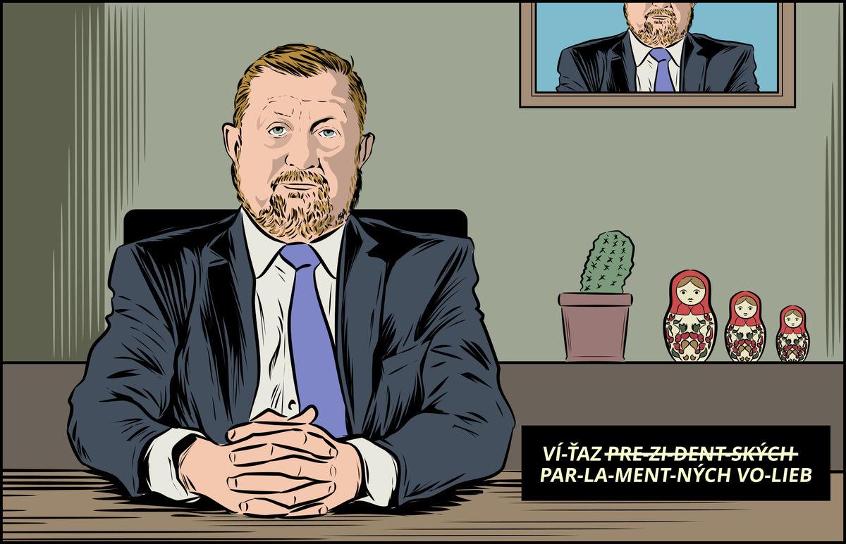 Karikatúra 02.10.2019