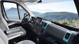 Peugeot Boxer 4x4 Concept - 2019