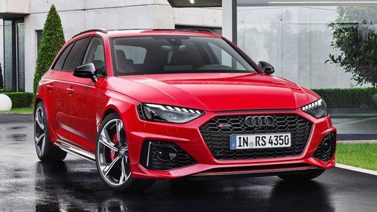 Audi RS4 Avant: Nemci stvorili ďalšiu rodinnú šelmu