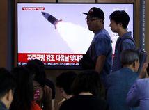 South Korea North Korea Projectile