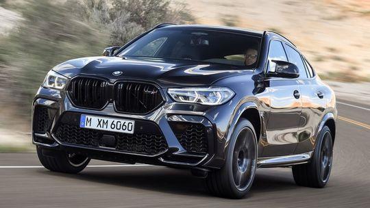 BMW X5 M/X6 M: Šialené dvojičky majú 460 kW. Stovku dajú za 3,8 s!