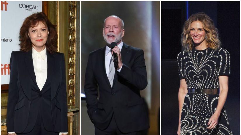 Bruce Willis, Julia Roberts