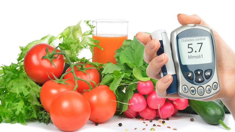 paradajka, zelenina, cukrovka, diabetes