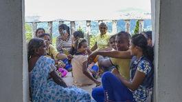Gampola Srí Lanka Ambuluwawa