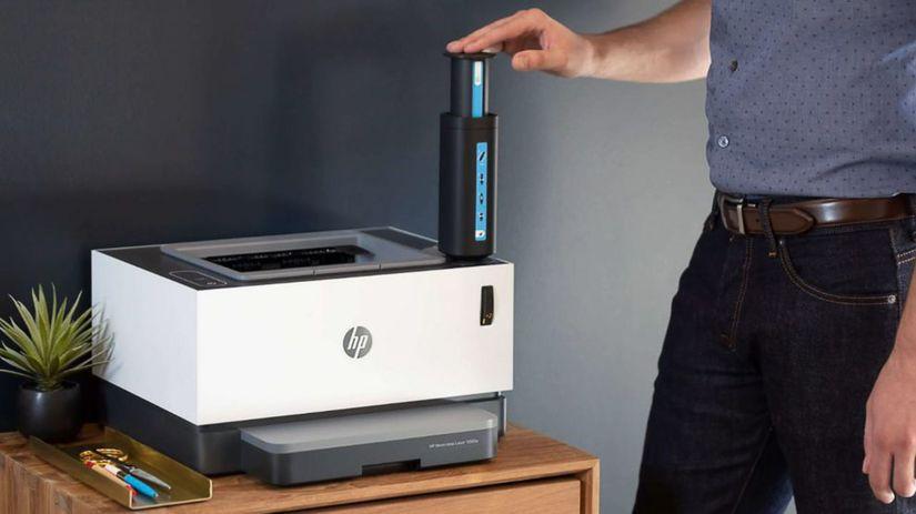 HP Neverstop Laser, tlačiareň