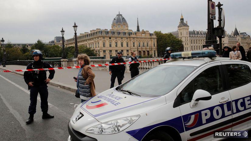 francúzsko, paríž, útok, polícia