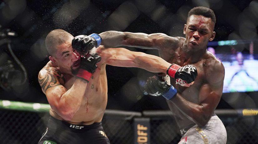 Australia UFC 243 Adesanya