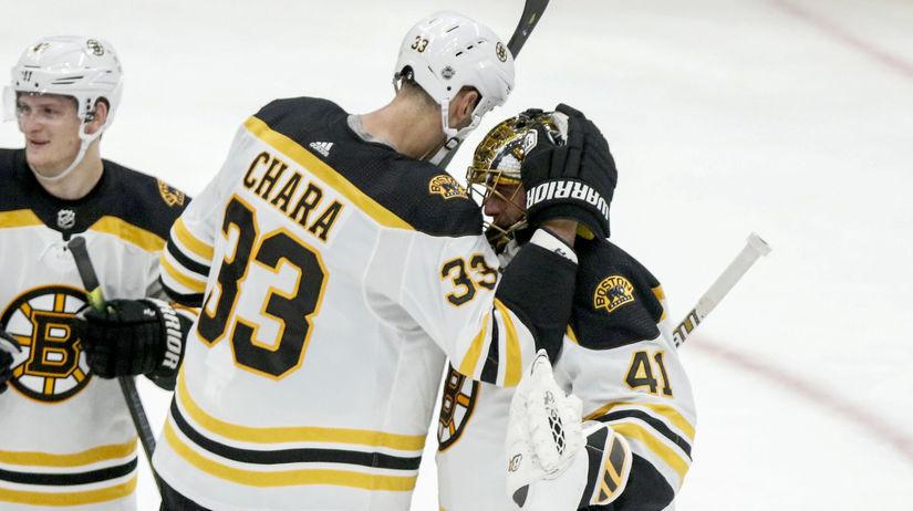 Chára Halák NHL