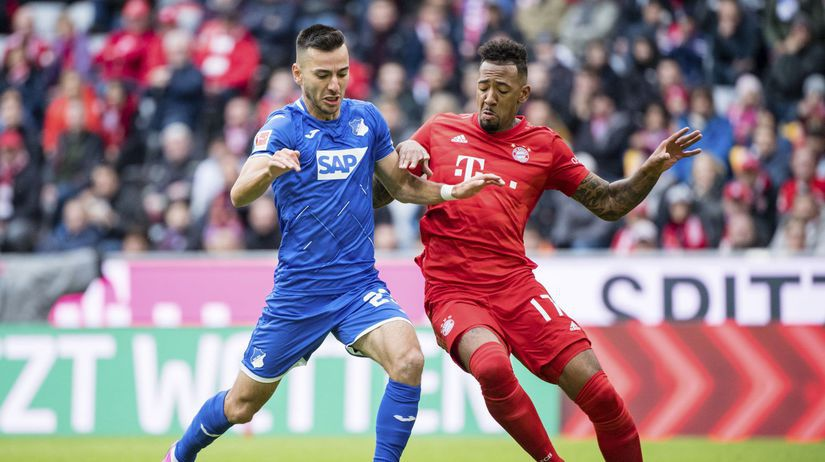 Germany Soccer Bundesliga Adamyan