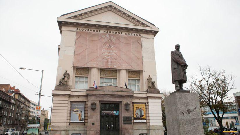 budova SNM