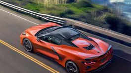 Chevrolet Corvette C8 Stingray Convertible - 2019