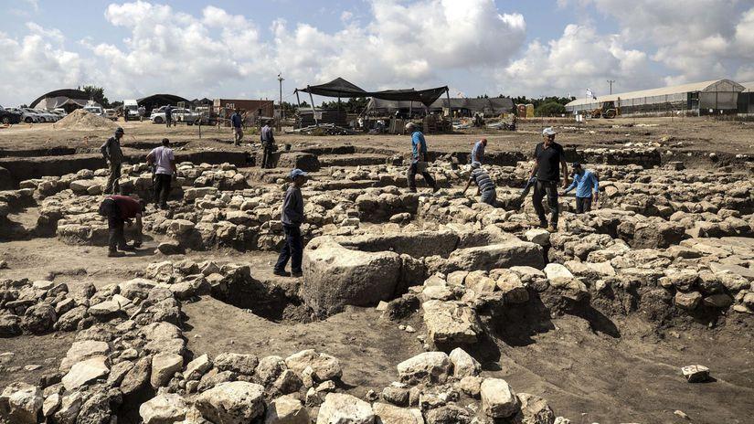 Israel Ancient City