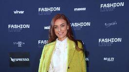 Medzi hosťami tretieho dňa Fashion LIVE! bola aj Martina Grešová.