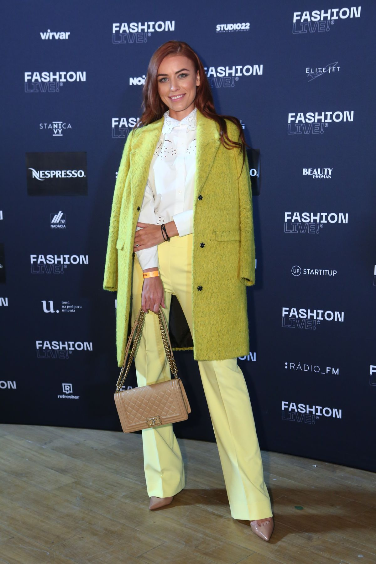 Medzi hosťami tretieho dňa Fashion LIVE! bola...