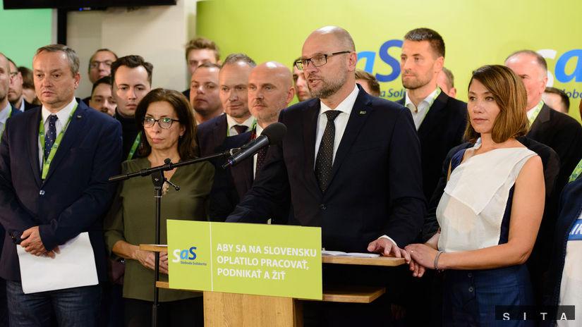 SAS / Nominačný kongres strany
