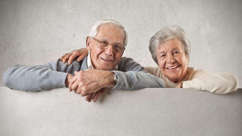 senior, dôchodok, dôchodca
