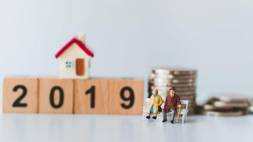 senior, peniaze, rok 2019, dôchodok, dôchodca
