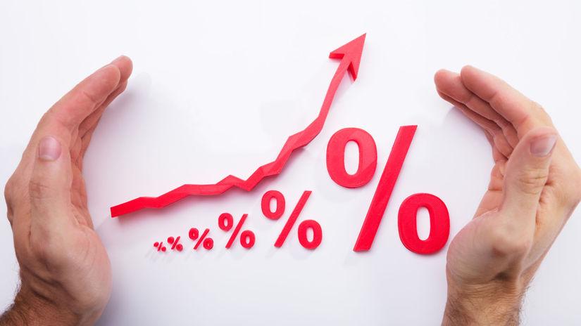 zvyšovanie, plat, dôchodok, percentá
