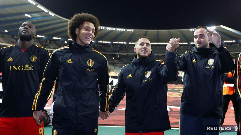 Belgicko, futbal