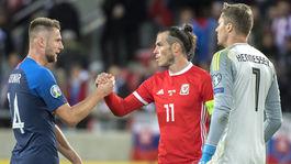Milan Škriniar, Wayne Hennessey, Gareth Bale