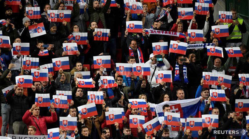 Slovenskí fanúšikovia