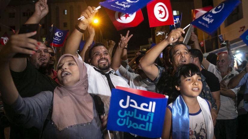 Tunisko / voľby /