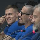 Martin Škrtel, Marek Hamšík, Pavel Hapal