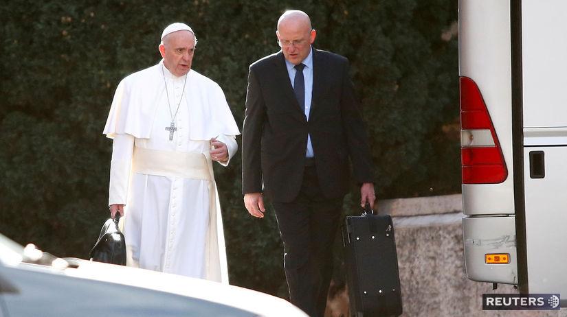 Vatikán / Domenico Giani /