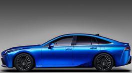 Toyota Mirai Concept - 2019