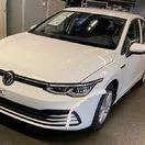 VW Golf VIII - 2020 únik fotografií