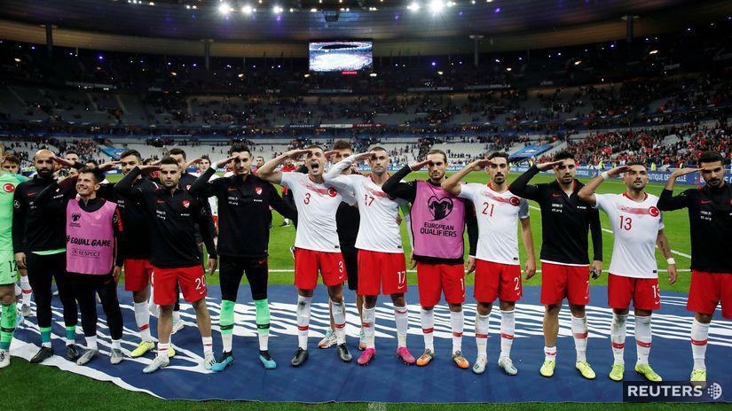 Tureckí futbalisti