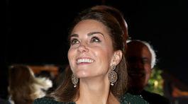 Vojvodkyňa Catherine z Cambridge sa zúčastnila na recepcii v Pakistane, ktorú organizoval britský komisár pre zahraničné vzťahy.