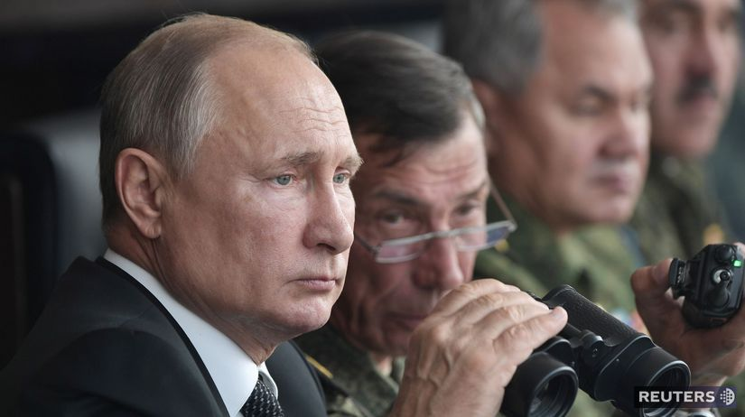 Rusko / Putin / Šojgu /