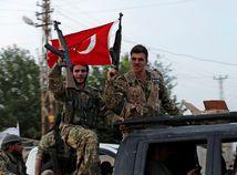 Sýria / USA / Turecko /