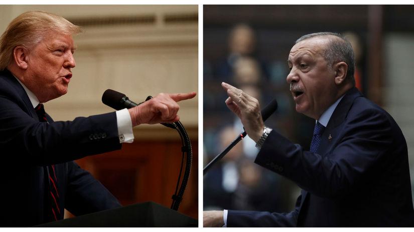Trump - Erdogan