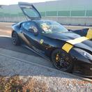 Lučenčan na R1 rozmlátil Ferrari za 150-tisíc. Pozrite si video