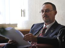SR Slovensko NRSR Čentéš Trnka výbor vypočutie GP