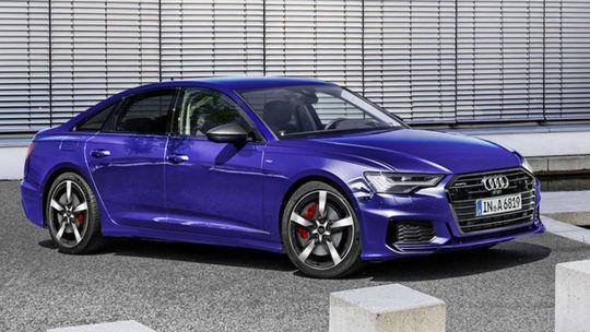 Audi A6 55 TFSI e quattro: Výkon 270 kW a 53 km len na batérie
