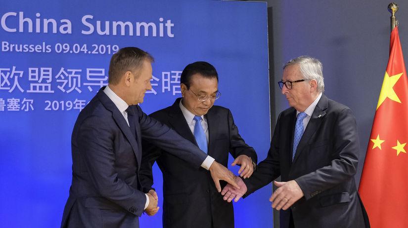 Čína / EÚ / Summit