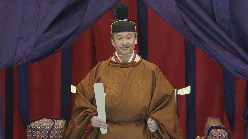 Japonsko / Cisár Naruhito /