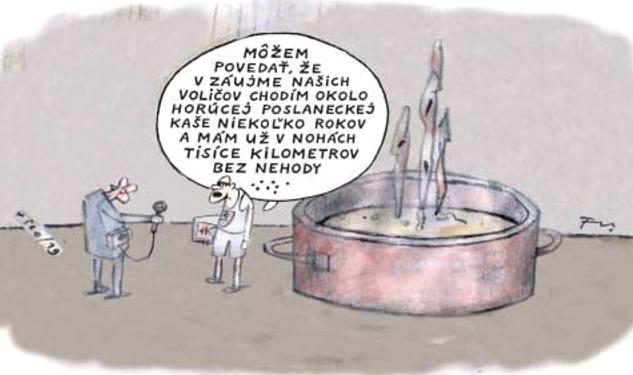 Karikatúra 23.10.2019