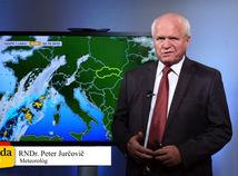 Bude horúco až do dušičiek alebo Slovensko schytá sprchu od Álp?