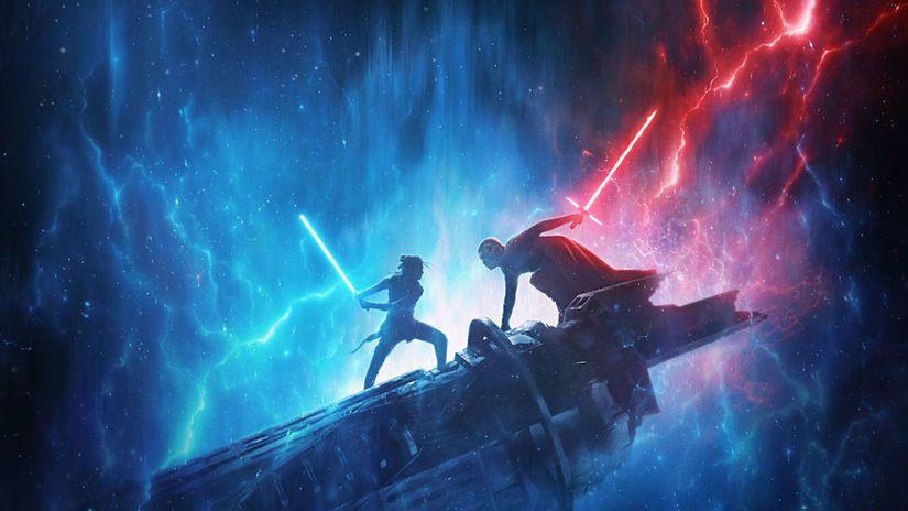 star wars, hviezdne vojny, epizóda 9, rise of...