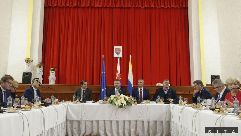 VLÁDA Rokovanie 178. schôdza Sobrance...