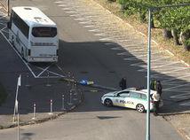 Autobus nehoda Bratislava