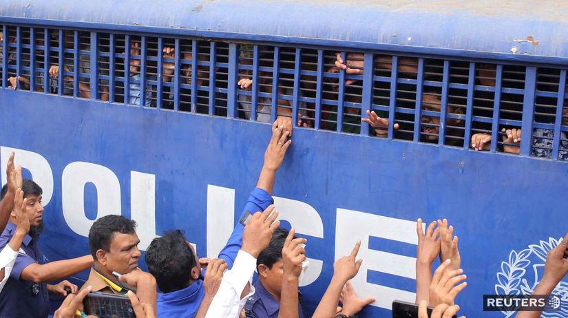 Bangladéš, trest smrti