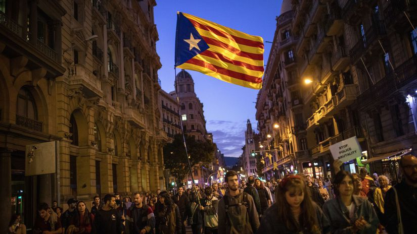 Španielsko / Katalánsko /